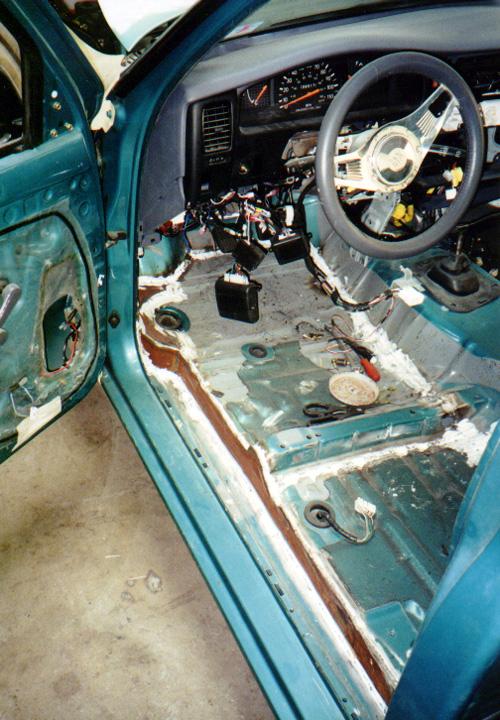 Body Drop Truck : truck, Donald's