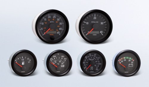 small resolution of cockpit international by series instruments displays and clusters vdo instruments and accessories