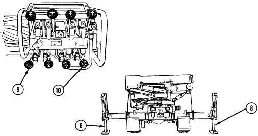 2-18. M977, M985 CRANE OPERATION (MANUAL CONTROLS) CONT