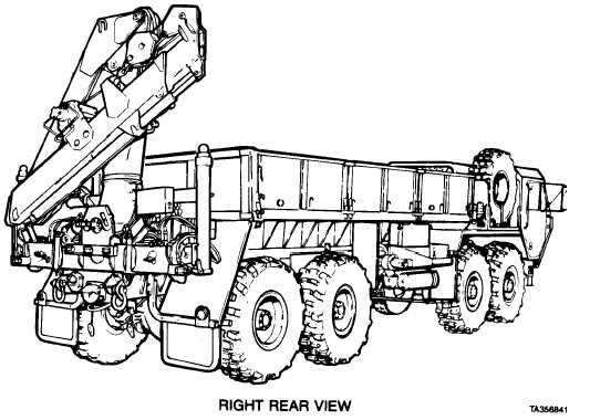 Figure 1-8. M985E1 Cargo Vehicle.