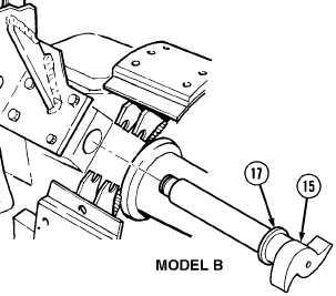 11-5.1 FRONT BRAKE CAMSHAFT AND AUTOMATIC SLACK ADJUSTER