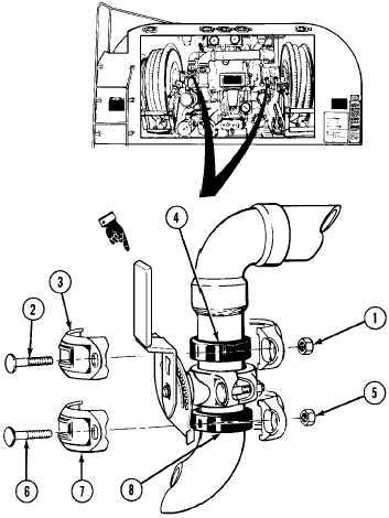 25-22.V7/V8 REEL VALVES REMOVAL/INSTALLATION.