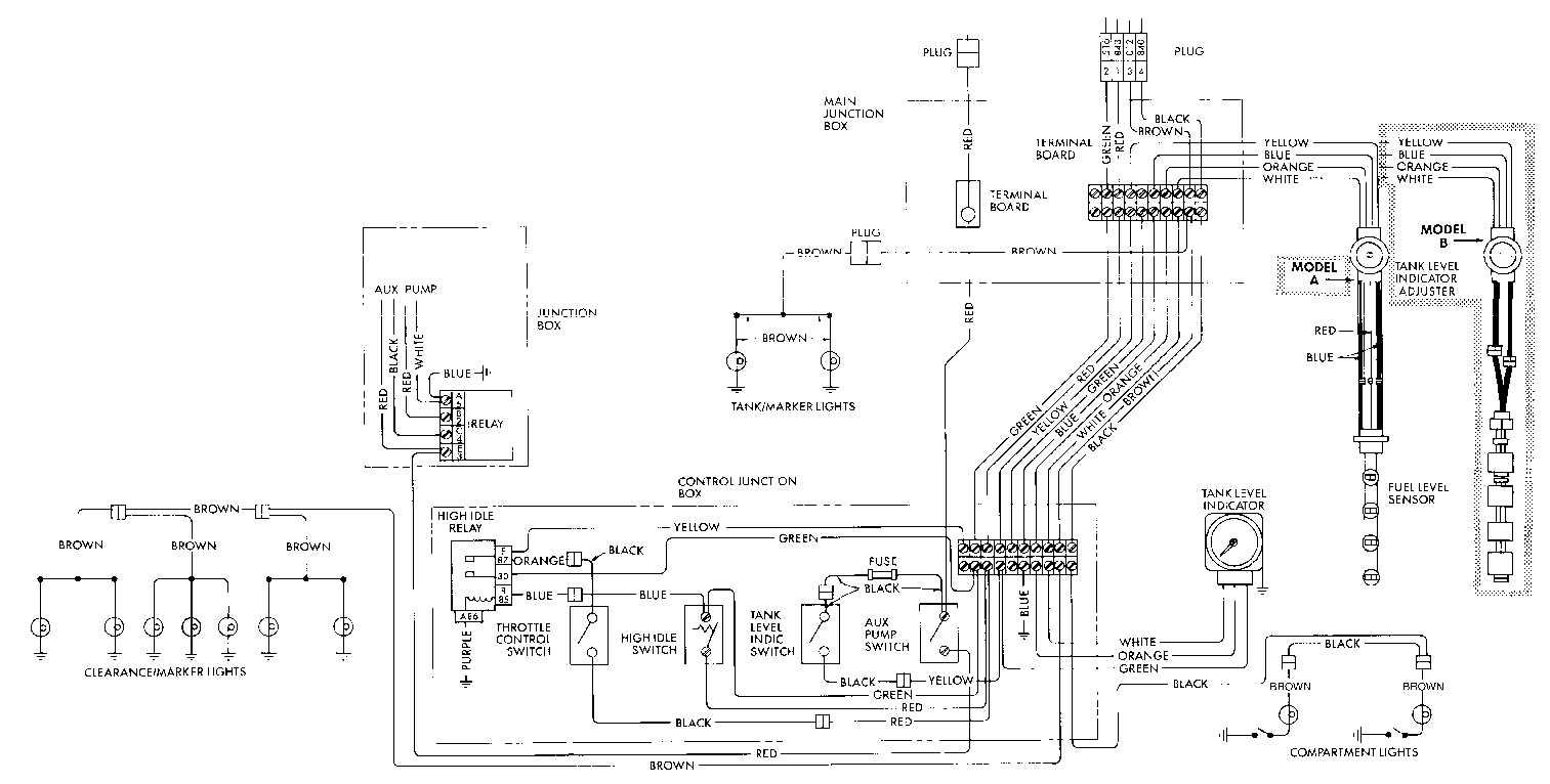 FO-1. Electric Diagram (M978) (Sheet 4 of 6)