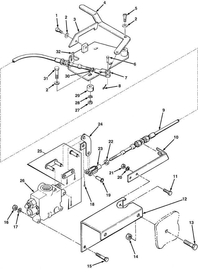 FIG.409 PRIMARY PUMP HYDRAULIC MOTOR CONTROL VALVE