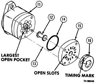 16-4. SELF-RECOVERY WINCH HYDRAULIC MOTOR REPAIR (CONT).