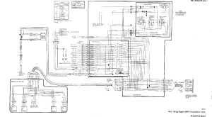 FO2 Wiring Diagram (M977 Crane) (sheet 1 of 3)