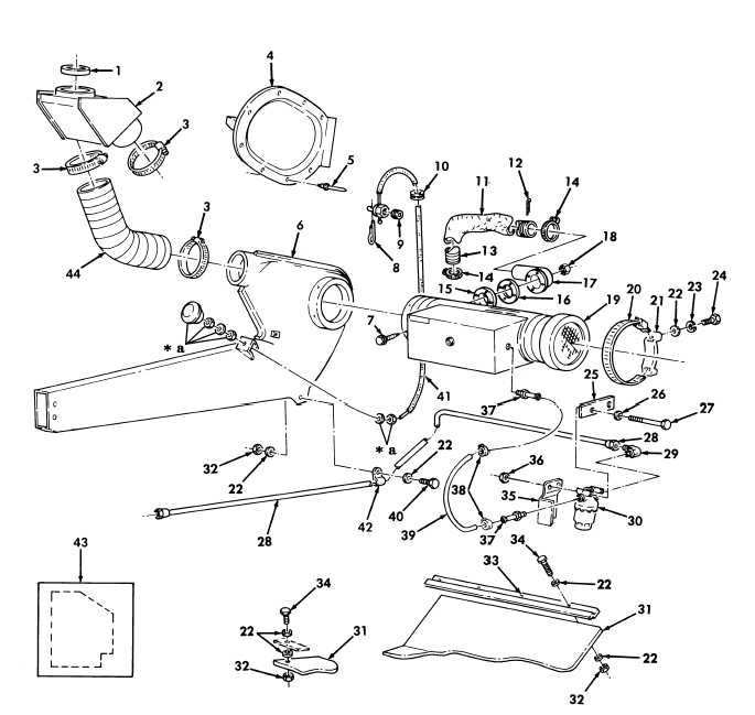 Figure 368. Arctic Kit, Heater Assembly, Plenum Assembly