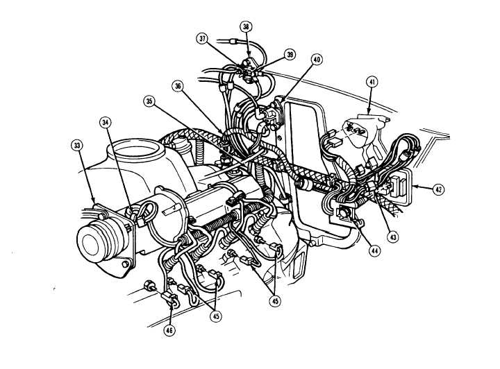 engine wiring harness replacement painless engine wiring