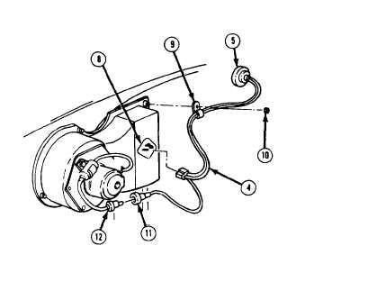4-12. CAB HEATER CONTROL, ENGINE DIAGNOSTIC, AND OPEN DOOR
