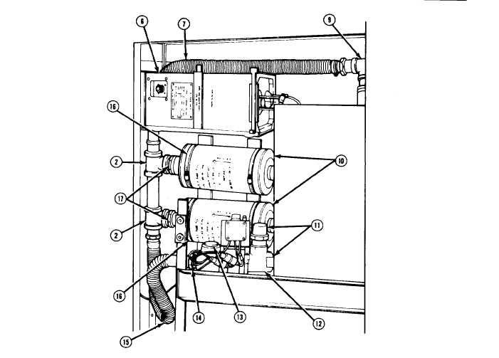 F-1 . GAS-PARTICULATE FILTER UNIT (GPFU) INSTALLATION