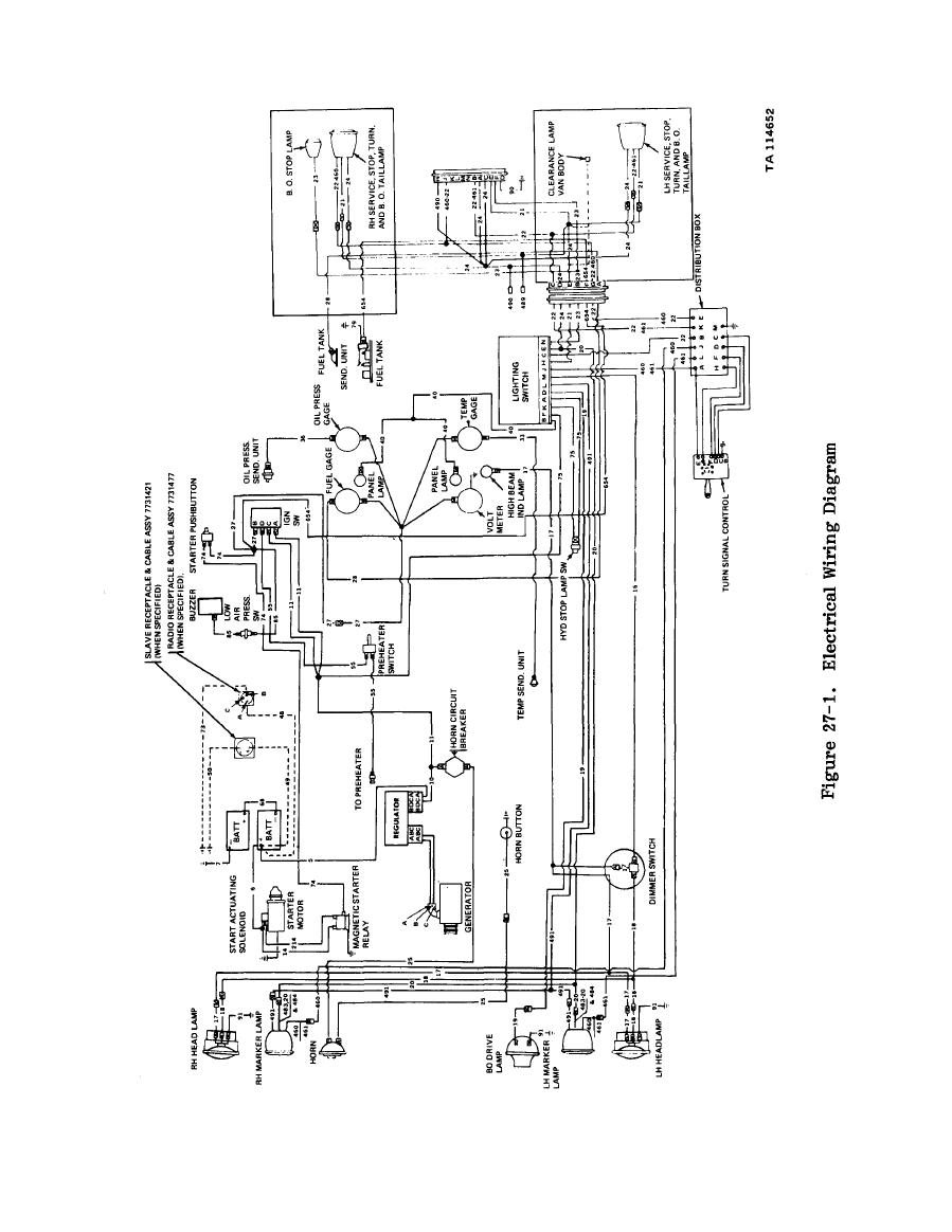Figure 27-1. Electrical Wiring Diagram