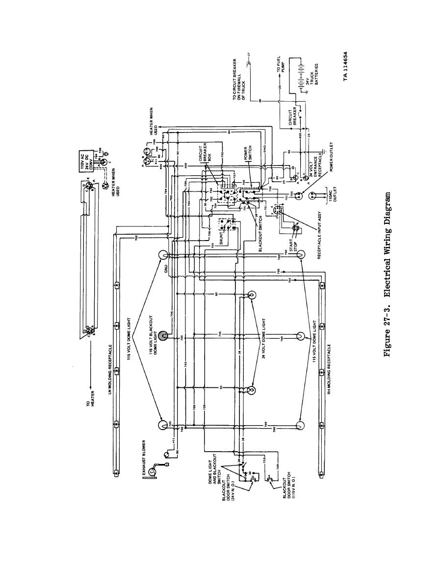 Figure 27-3. Electrical Wiring Diagram