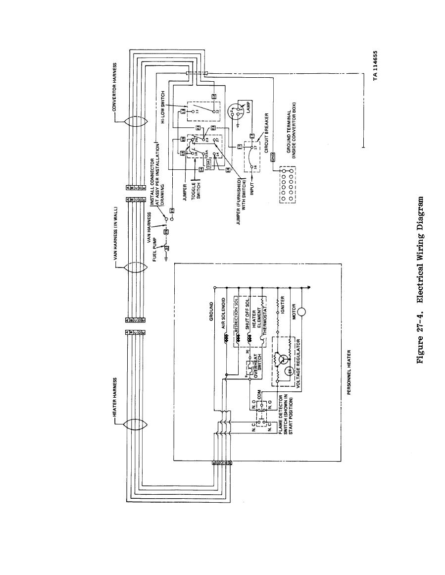 Figure 27-4. Electrical Wiring Diagram