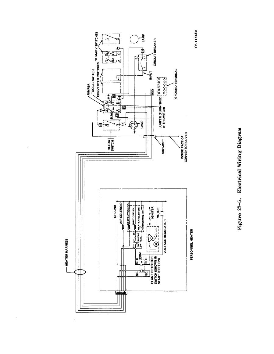 Figure 27-5. Electrical Wiring Diagram