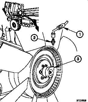DRIVE BELT AND TENSION PULLEY REPLACEMENT