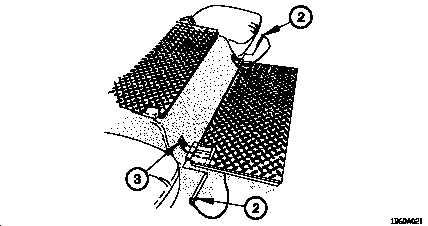 PREPARATION FOR MACHINE GUN OPERATION