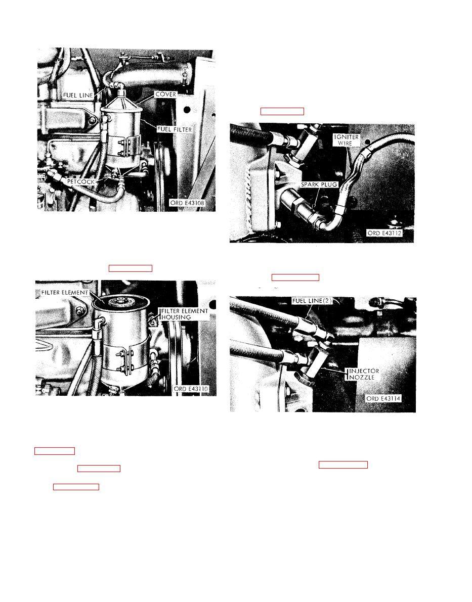 Figure 2-97. Secondary fuel filter--diesel models