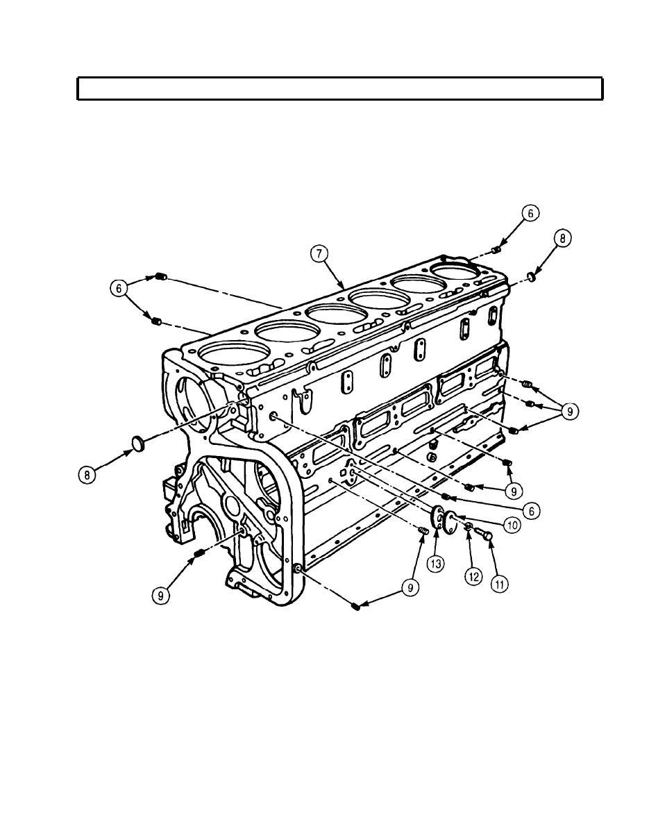 Truck 5 Ton M939 Series Diesel Service Manual