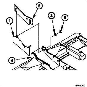 13-46. M1088 FIFTH WHEEL ASSEMBLY REPLACEMENT/REPAIR (CONT