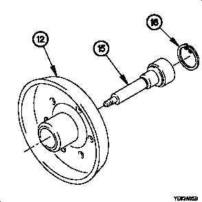 5-3. ENGINE FAN CLUTCH REPAIR (P/N 1090-08000-01) (CONT