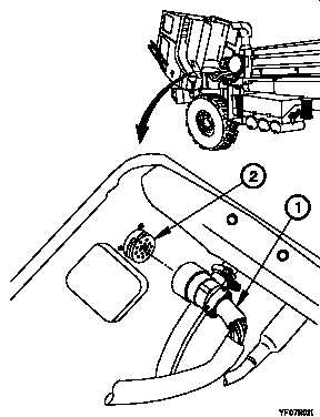 6-7. TRANSMISSION EXTERNAL WIRING HARNESS REPLACEMENT