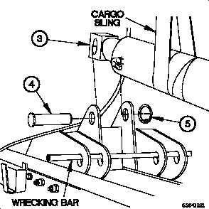 17-4. M1090/M1094 DUMP BODY HOIST CYLINDER REPLACEMENT