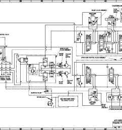 figure fo 3 hydraulic system schematic foldout 5 of 8 tm 9 2320 366 34 4 677 [ 1440 x 958 Pixel ]