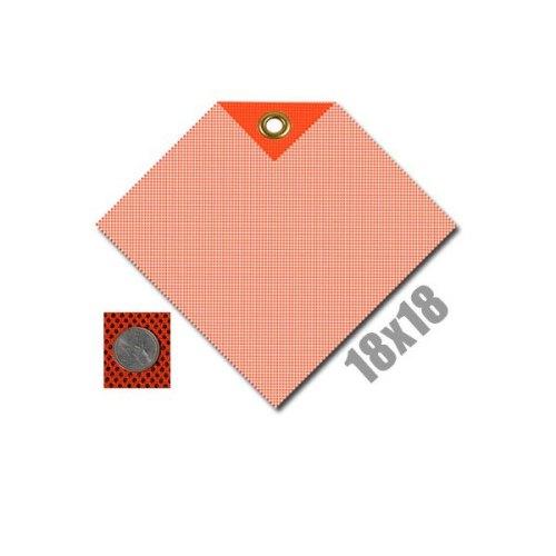 Corner Grommet Safety Flag (valuegear)
