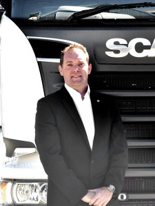 Scania Finance SA's Managing Director, Matthew Lawrence