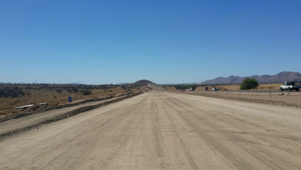 Aveng Grinaker-LTA Upgrading Namibia's Most Dangerous Stretch of Road