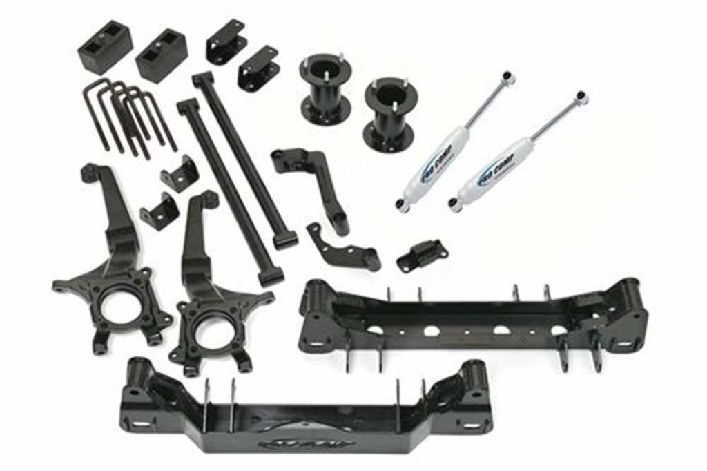 """Toyota Tacoma Lift Kit, Top 3 Best 6"""" inch suspension lift"""