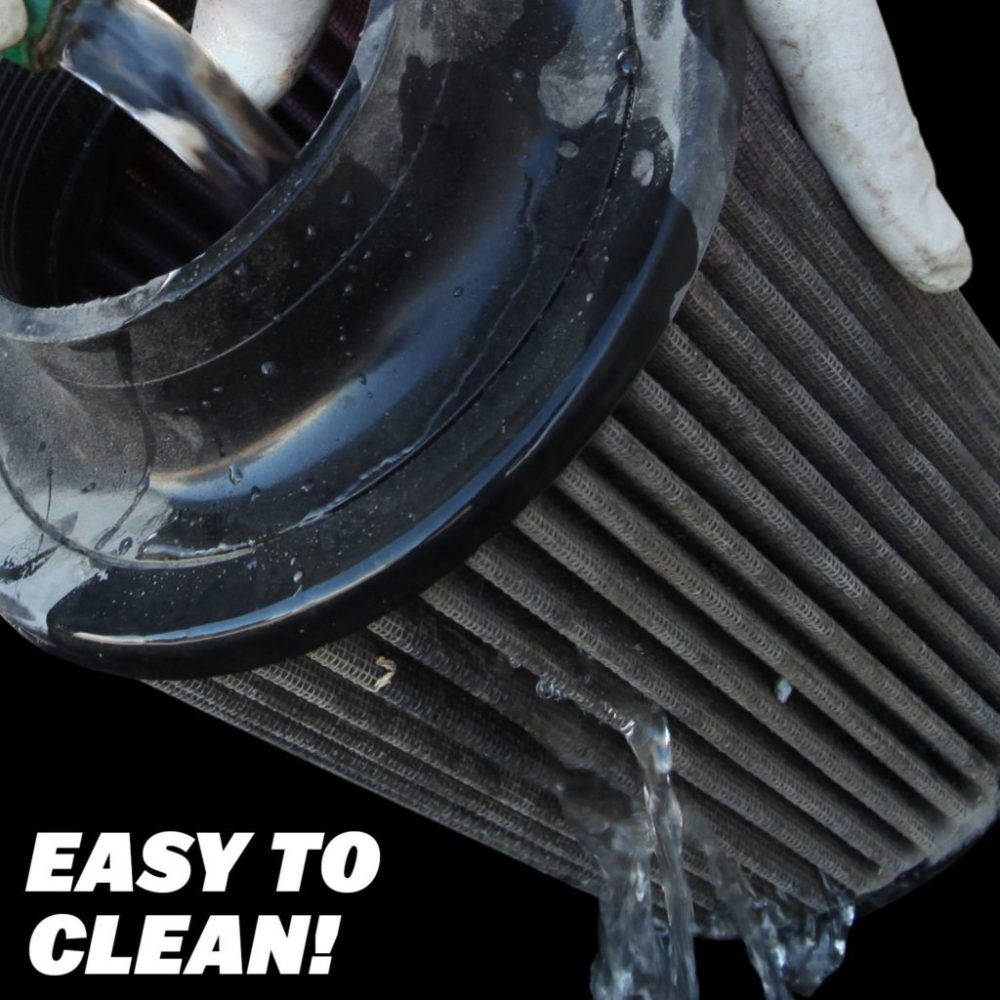 medium resolution of k n intake systems replace your vehicle s restrictive factory air filter and air intake housing