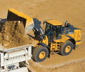 Bell Equipment in mining and construction