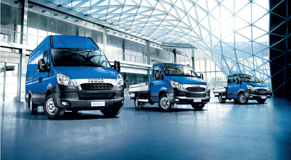 Iveco Daily variants