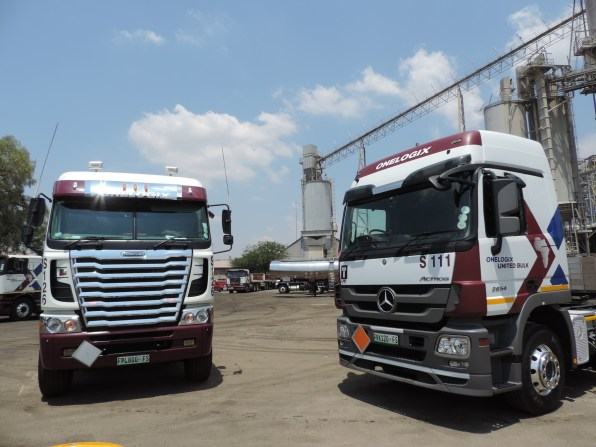 MBSA supports OneLogix United Bulk truck driver wellness