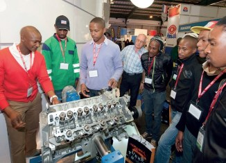 Training remains a key aspect of Automechanika