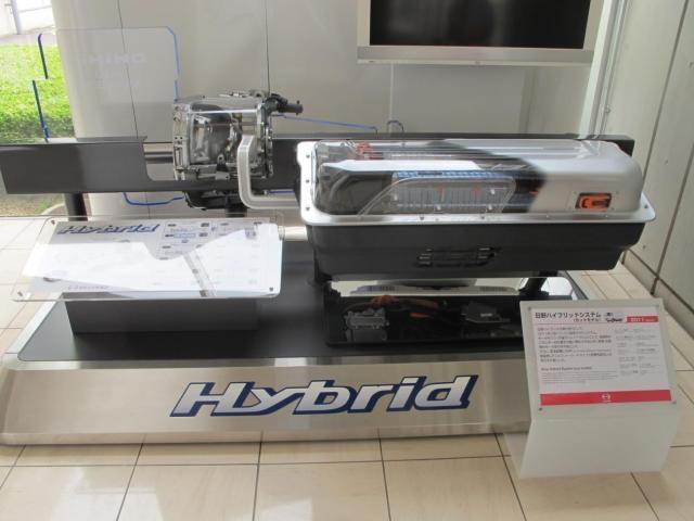 Hino Diesel Hybrid