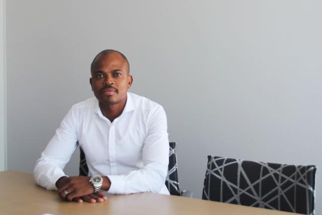 Jacques Rikhotso, Manufacturing Director at Bridgestone South Africa - BSSA
