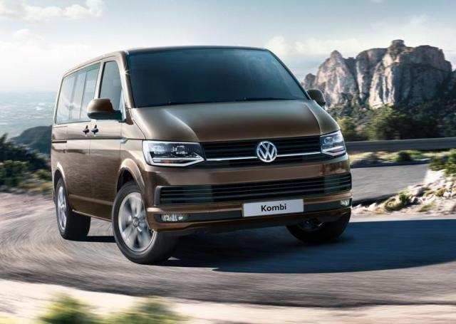 The Volkswagen Kombi Trendline Plus