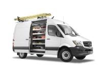 Cargo Van Roof Rack - Lovequilts