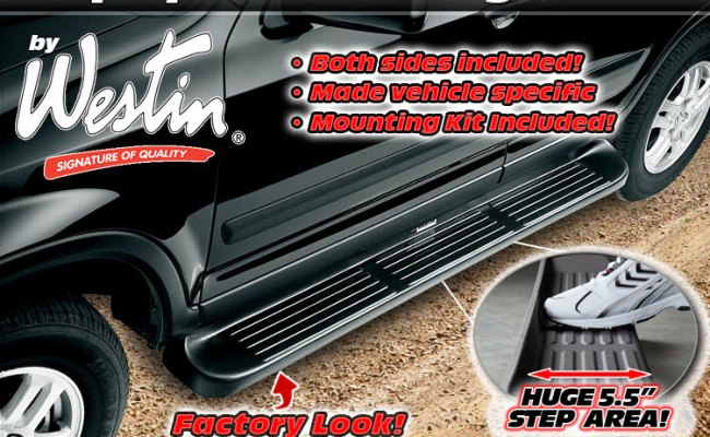 Truckstuffdirect Truck Accessories Westin Molded