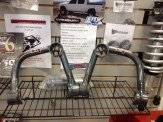 Front Shocks on display in our Showroom