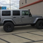"2015 Jeep Sahara Unlimited Altitude Edition 2.5 "" Teraflex lift M/T ATZP3 35"" M/T MM366"