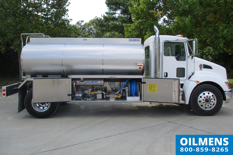 Oilmens DEF Truck Stock 44232  Fuel Trucks  Tank Trucks