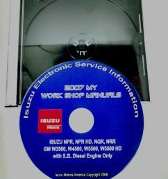 2007 npr nqr nrr gm w3500 w4500 w5500 service manual cd rom 2006 isuzu npr hd 2007 w4500 isuzu npr hd engine diagram [ 1216 x 2160 Pixel ]