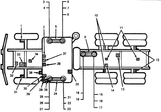 AIR SYSTEM ARRANGEMENT (M916).