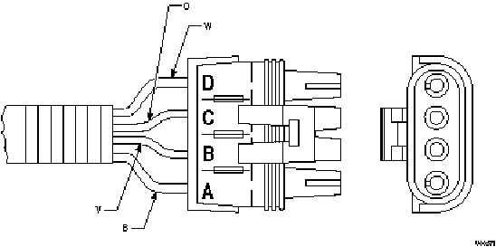 Figure D17. Resistance Module Type 3 Bendix E-10R Pedal