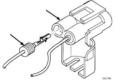 Electrical Wire Connectors Terminals Types. Diagrams. Auto