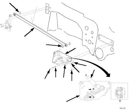 WINDSHIELD WIPER MOTOR AND LINKAGE REPLACEMENT