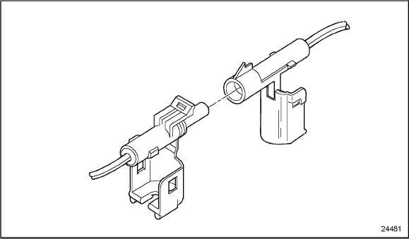Figure 8-10 Unlatched Secondary Lock